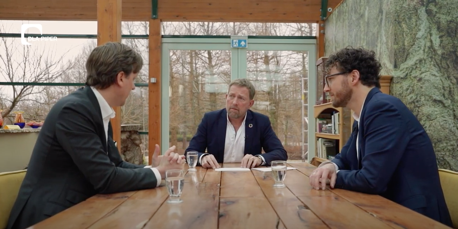 ESG Talks Coen van Rooyen