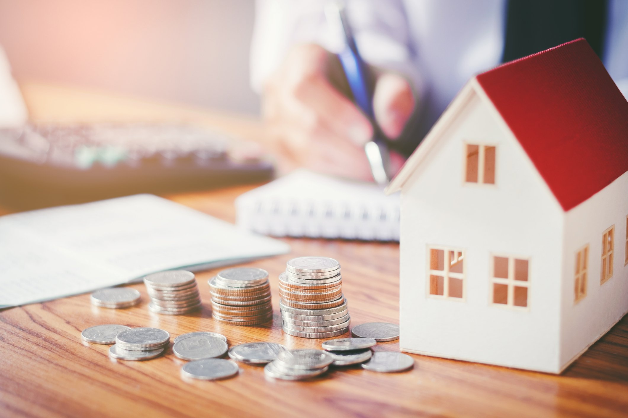 huizen sparen
